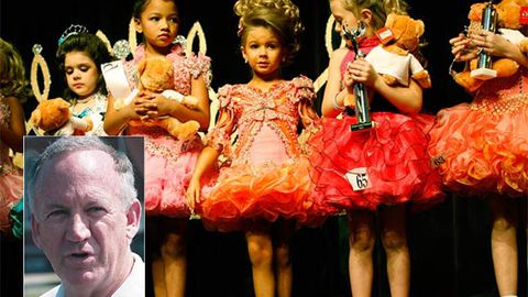 JonBenet Ramsey's father hits out at beauty pageant show <i>Toddlers & Tiaras</i>