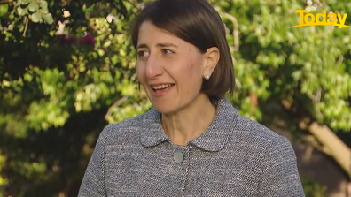 NSW Premier Gladys Berejiklian admitted she too, like former US President Barack Obama, likes to belt out the latest tracks.