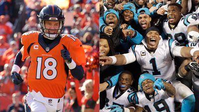Panthers v Broncos