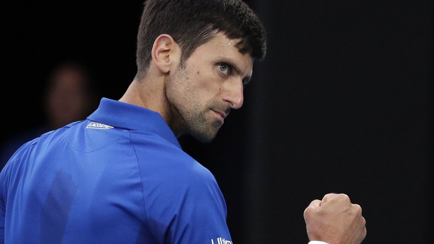Australian Open 2019: Novak Djokovic's bid for astonishing 81-year-old tennis record