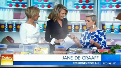 Use your freezer better with 9Honey, Jane de Graaff and Today Show