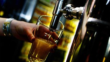 Australians should drink no more than ten standard alcoholic drinks a week.