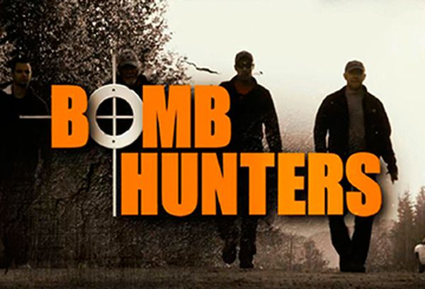 Bomb Hunters TV Show - Australian TV Guide - 9Entertainment