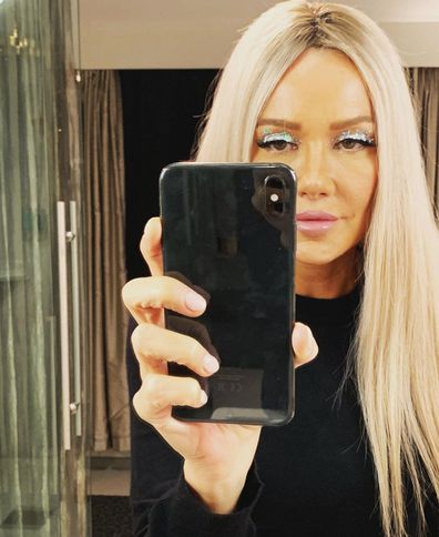 Whigfield, selfie, Instagram