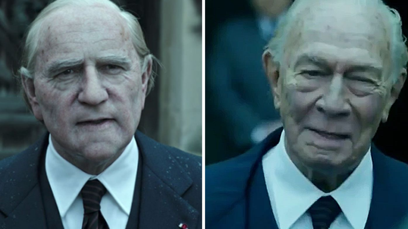 See Christopher Plummer as Kevin Spacey's Movie Replacement in New Trailer & Poster