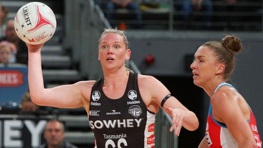 Magpies defeat Swifts in Super Netball