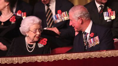 Queen Elizabeth's 70th birthday toast to Prince Charles