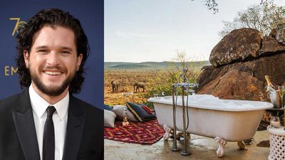 Celebs will be gifted a Kenyan luxury safari in this year's Emmys gift bag