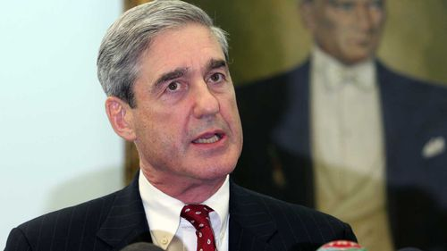 Special counsel Robert Mueller. (AAP)