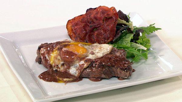 Portuguese steak