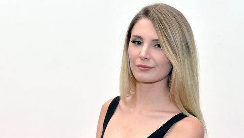 Controversial far-right speaker Lauren Southern is in Australia for a tour. (AAP)