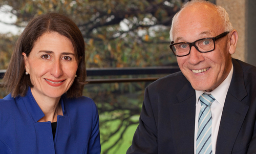 Premier Berejiklian is understood to have arranged a move where Damien Tudehope is expected to vacate his Epping seat for Treasurer Dominic Perrottet.