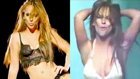 Watch: Jennifer Love Hewitt's sexy lingerie music video dressed as a hooker
