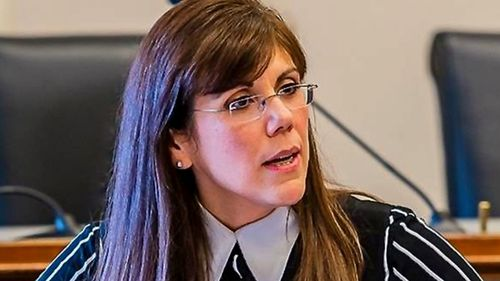 US State Department official Yleem Poblete.