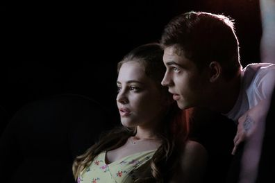 Josephine Langford and Hero Fiennes-Tiffin star in After