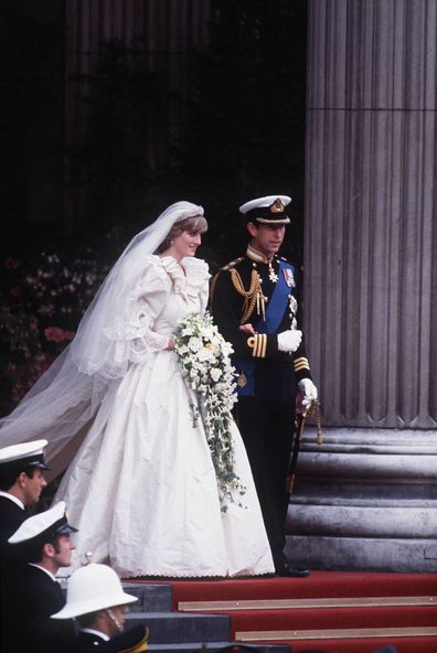 Charles And Diana Wedding.Moments The World Missed From Charles And Diana S Wedding 9honey