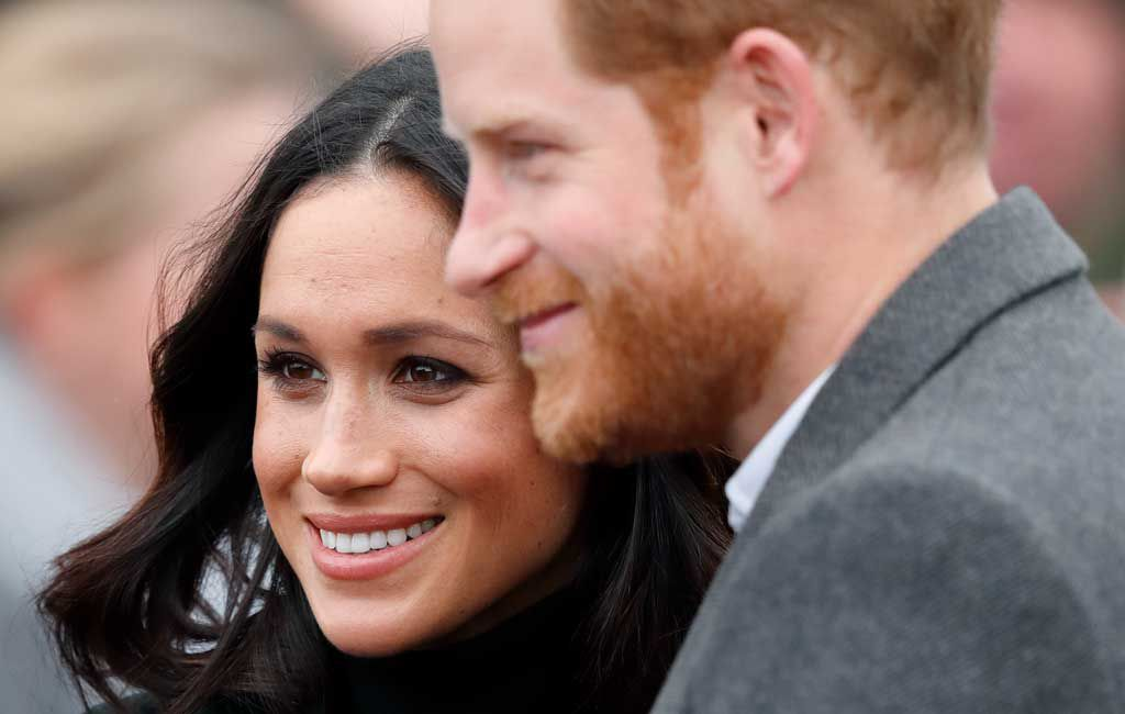 Prince Harry and Meghan Markle go to 'Hamilton' for date night