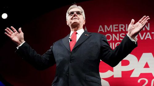 Texas Lt Gov Dan Patrick has pointed the finger at African-Americans for the state's skyrocketing coronavirus rates.