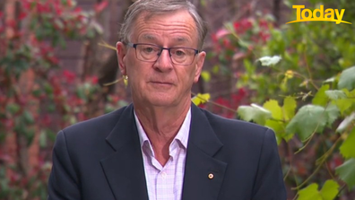 Peter Collignon believes the current system will undermine efforts to bring Australians now.