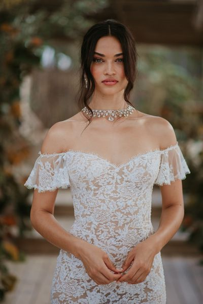 """<p>There was never any doubt Shanina Shaik was going to make a <a href=""""https://style.nine.com.au/2016/01/06/09/00/australian-model-shanina-shaik-announces-her-engagement-to-boyfriend-dj-ruckus"""" target=""""_blank"""">stunning bride</a>, but the Victoria's Secret model managed to take things to whole new level in not one, but three, breathtaking <a href=""""https://style.nine.com.au/2018/04/30/11/28/deborah-symond-wedding"""" target=""""_blank"""">gowns</a> for her wedding celebrations.</p> <p> The Aussie supermodel walked down the aisle on the island of Eleuthera in the Bahamas to wed her now-husband Greg (DJ Ruckus) Andrews, in a custom Ralph & Russo dress, Lorraine Schwartz jewels and Aquazzura heels.</p> <p> The husband and wife team at Ralph & Russo helped Shaik create the wedding dress of her dreams over eight months. """"I wanted it to be simple, bohemian,andelegant,"""" she told <a href=""""https://www.brides.com/story/shanina-shaik-and-dj-ruckus-wedding-photos"""" target=""""_blank"""" draggable=""""false"""">Brides Magazine</a>. """"I love abohostyle and I wanted togive it a little twist by incorporatinglace."""" </p> <p>Meanwhile, the groom looked sharp in in a classic tux by Tom Ford.</p> <p> The bridesmaid's wore custom dresses by one of the 27 year-old's favourite Aussie designers, Zimmermann. Shaik worked closely with the label's head designers Nicky and Simone to the perfect dress for each her five friends.The bride's matron of honor, Nicole Williams, wore a gown by Michael Castello.</p> <p> After dinner, Shaik busted out of her wedding dress for something a little easier to dance in - a custom Michael Costello dress and by Jimmy Choo heels.</p> <p> The evening before the wedding the happy couple hosted an intimate dinner for their guests where Melbourne-born Shaik wore a Zimmermann dress and wedges.</p> <p> Click through to take a look at the stunning images from Shaik and Andrews' special day…</p>"""