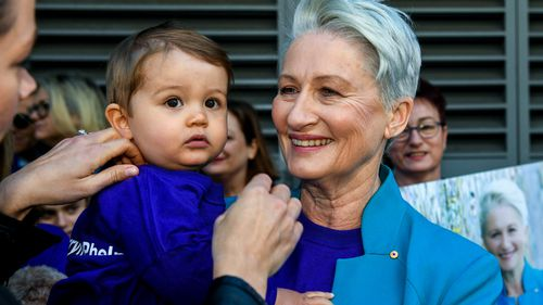 Kerryn Phelps is running for Malcolm Turnbull's old seat of Wentworth.