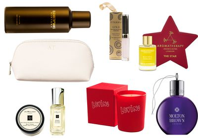 Nothing says Christmas like a mini hand cream, a shimmery eye palette or a new stash of luxury candles. And with beauty brands offering an abundance of limited-edition ranges and pretty packaging, the festive season truly favours the beauty lover. Here are stocking fillers so good, you'll find it hard parting with them.