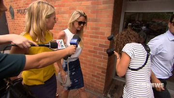 VIDEO: Anthony Bell's lawyer says the skipper wants a divorce
