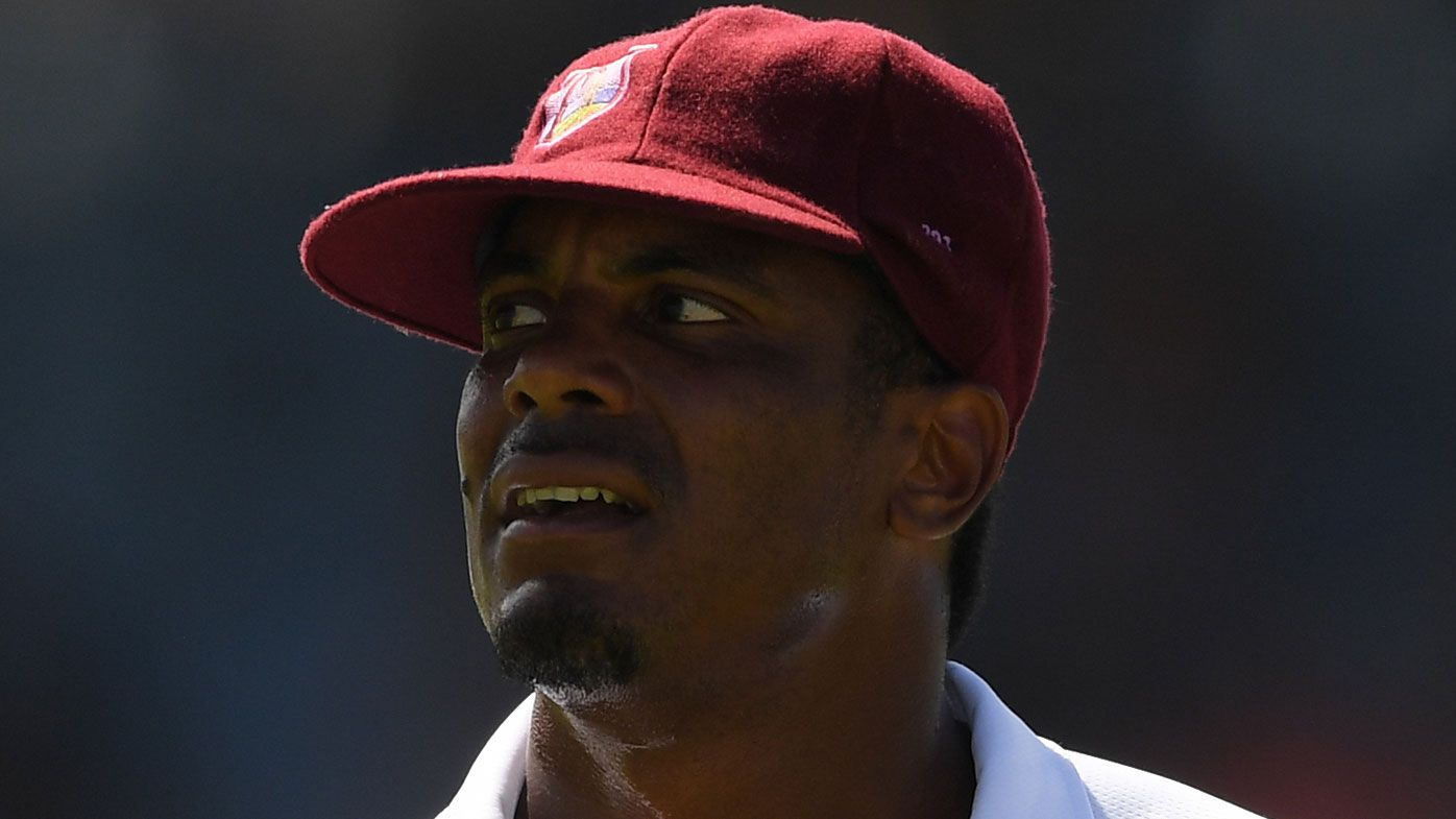 West Indies Test paceman Shannon Gabriel banned over gay slur in England match
