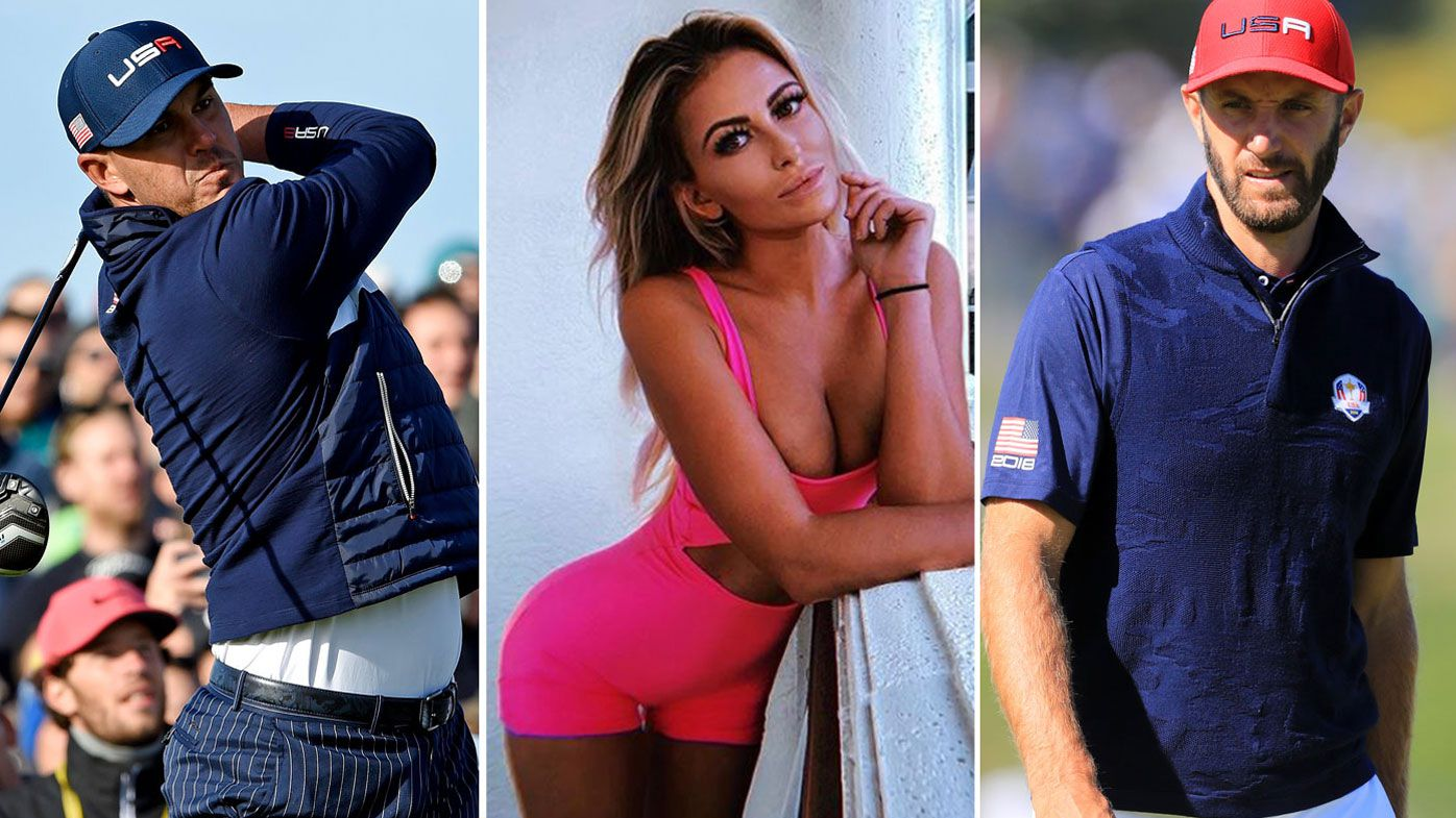 Ryder Cup: Brooks Koepka denies alleged feud with Dustin Johnson over fiancée Paulina Gretzky