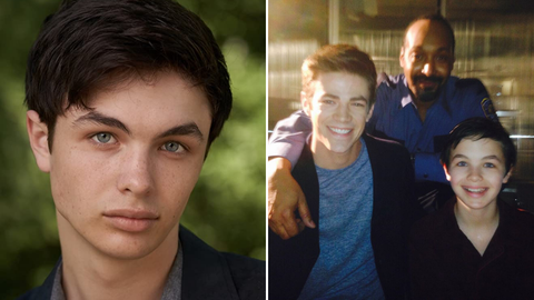 'The Flash' Actor Logan Williams Dies at 16, Grant Gustin Pays Tribute