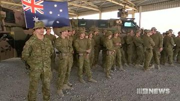 Australia commits more troops to Afghanistan