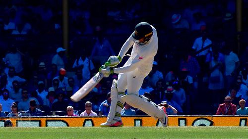 Now Khawaja's name has become synonymous with cricketing success, he is proud to be the poster boy for the religion he lives by. (60 Minutes)