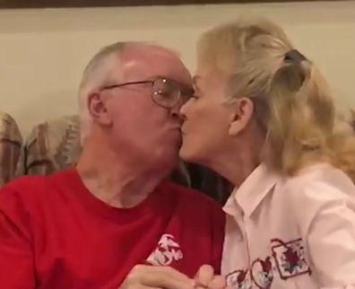 Woman reunited with wedding ring after 48 years for Valentine's Day