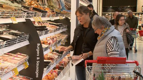 191008 Coles supermarket meal kits dinners families news Australia