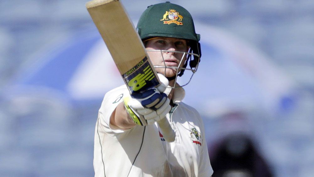 Skipper Smith scores 18th test century