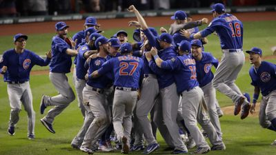 The Chicago Cubs' MLB World Series win ended a legendary 108-year drought and broke the infamous 'Curse of the Billy Goat'. (AAP)