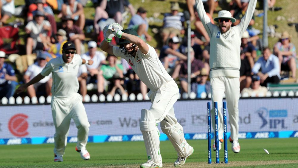 Voges saved by umpire's no ball blunder