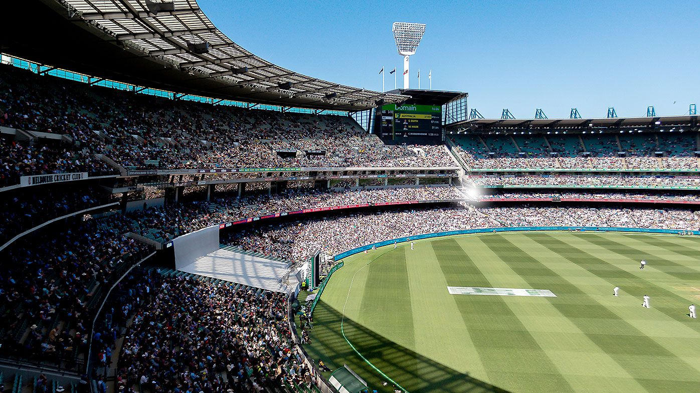 Back-to-back MCG Tests a possibility as Cricket Australia weighs up fixture re-shuffle