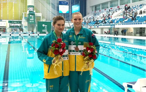 She had been a medal hopeful for Australia at the Gold Coast Commonwealth Games. (Instagram/ tkovchenko)