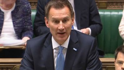 Health Secretary Jeremy Hunt said computer modelling indicated between 135 and 270 women may have had their lives shorted because of the error, because their cancer was caught too late.
