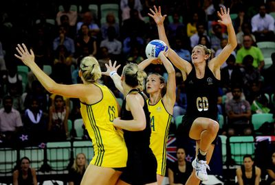 2010 Commonwealth Games Netball Final - New Zealand 66 bt Australia 64