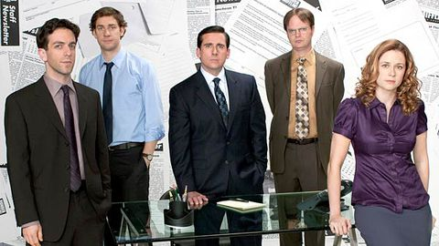 Steve Carell confirms he's leaving The Office