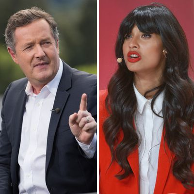 That time Jamil called out Piers Morgan for mocking gender fluidity