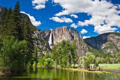 9. Bridalveil Falls, USA