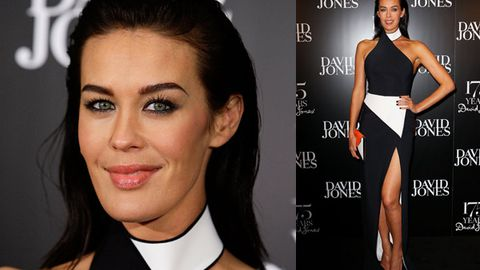 'Offensive and damaging to my brand': Megan Gale slams plastic surgery claims