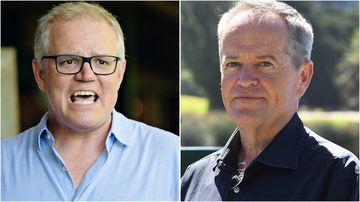 Scott Morrison has said a vote for Labor will leave Australia's borders unprotected.
