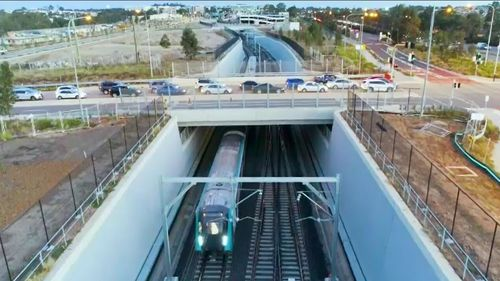 Sydney commuters will face massive train disruptions for seven months as the Sydney Metro line is constructed.