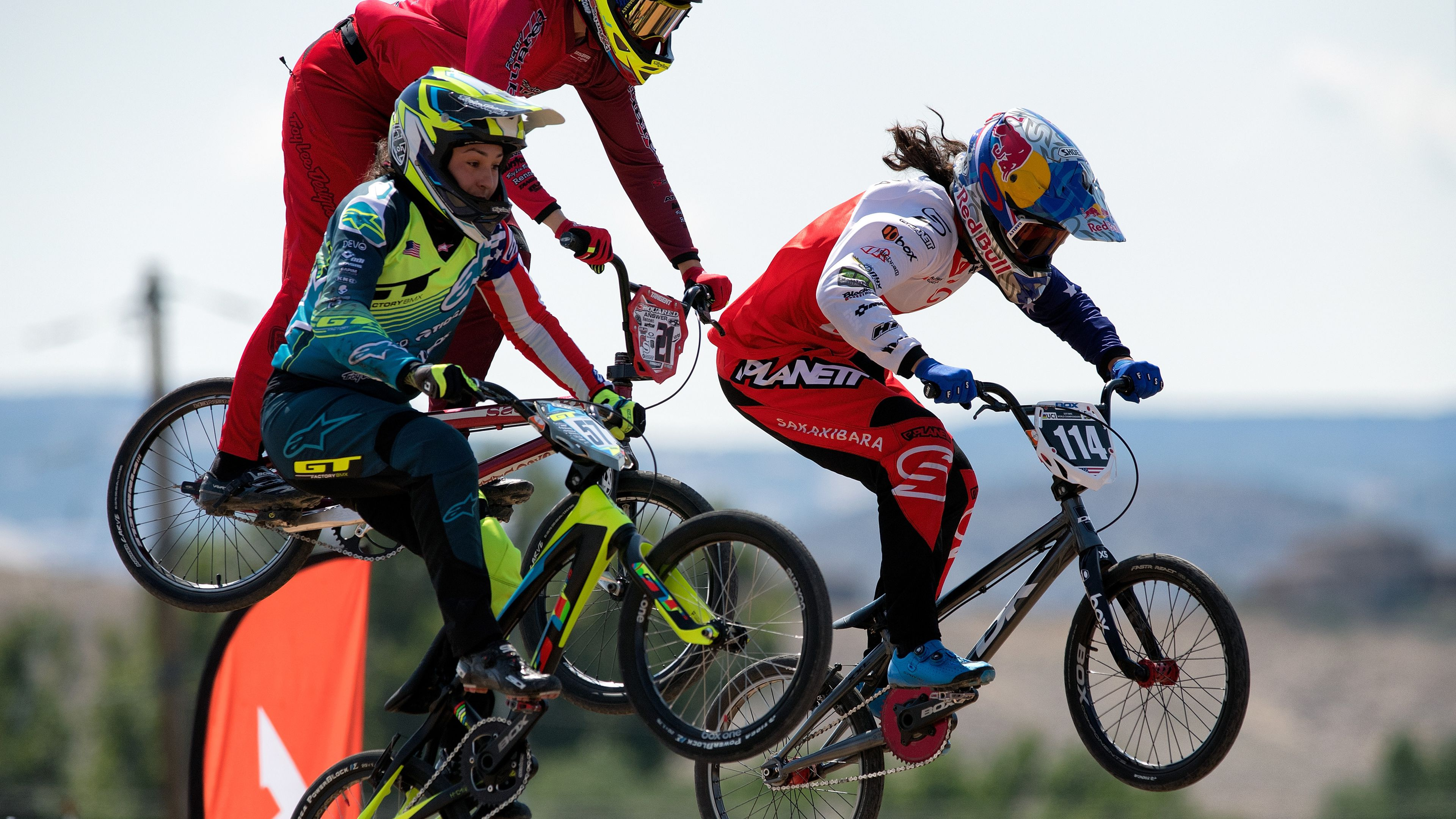 Tokyo Olympics 2021: Australian BMX racer has brother on her mind after making semis