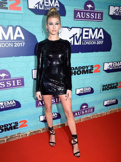 <p><strong>Glow</strong></p> <p>Hailey Baldwin knows how to showcase her assets, revealing a killer pair of glowing legs on the red carpet at this year's MTV EMA Awards.</p> <p>Follow Baldwin&rsquo;s lead this summer and turn up the heat by getting your pins picture perfect.&nbsp;</p> <p>&nbsp;</p> <p>&nbsp;</p>