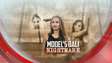 Model's Bali nightmare